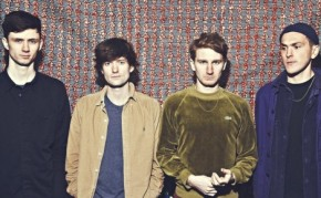 """Intervju med Glass Animals; """"We could have been the FetaNipples"""""""