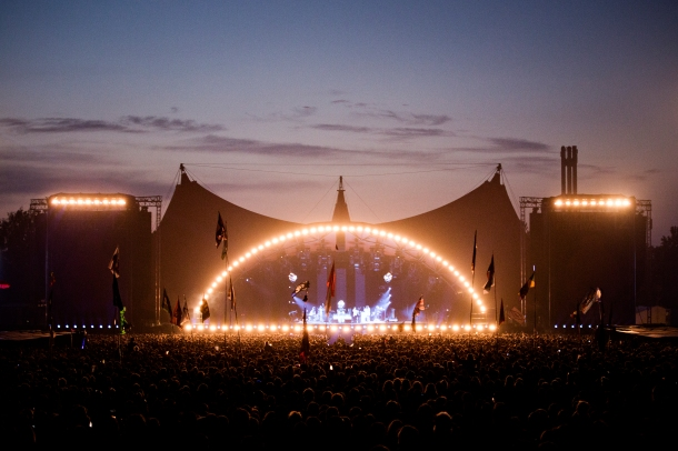 Foto: Christian Hjort/Roskilde Festival