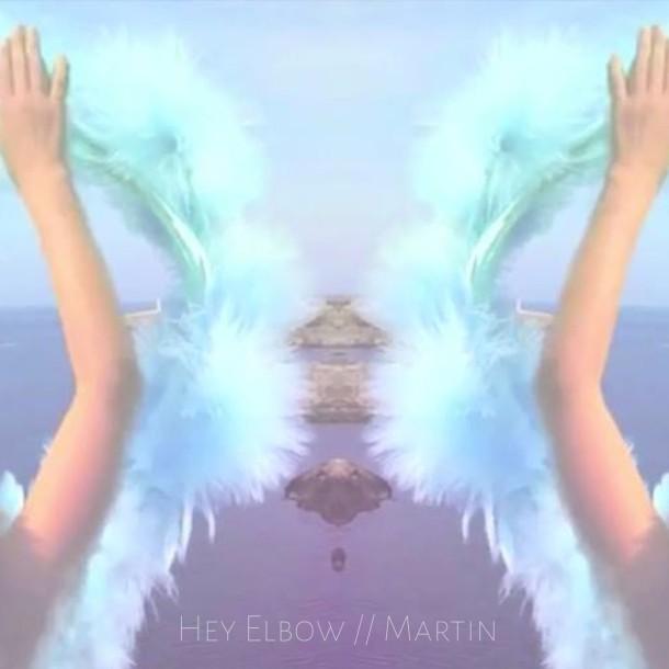 HeyElbow_MartinCover