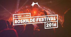 Roskildefestivalen 2016
