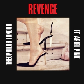 LYSSNA: Theophilus London – Revenge (ft. ArielPink)