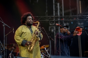 Kamasi Washington på Flamingo